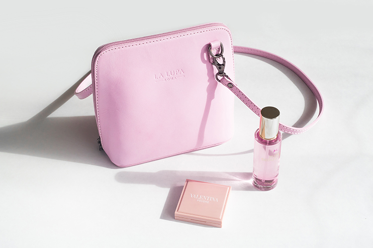 Lalupa Handbags Pink